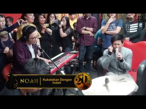 download lagu Noah - Kukatakan Dengan Indah gratis