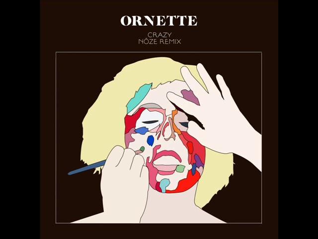 Ornette - quotCrazyquot NГze remix Official