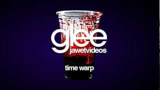 Watch Glee Cast Time Warp video