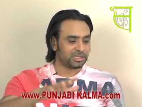 Babbu Mann Interview Talking About New Movie 2013 video