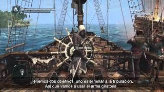 Video Gameplay Caribe, Tesoros y Piratas- Assassin's Creed IV Black Flag [ES]