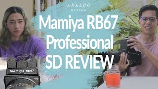 Mamiya RB67 Pro SD Medium Format Film Camera Review | Analog Dialog