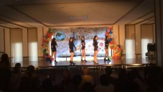 Damaged Lady(숙녀가 못 돼) - KARA(카라) Dance covered by KMUSE @Spring fiesta 2016