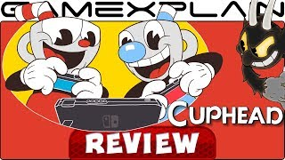 Cuphead - REVIEW (Nintendo Switch)