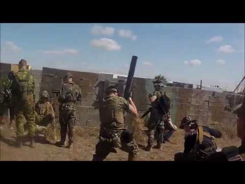 Temple Airsoft-Battle of Baghdad 2020-Missions (Part 1)