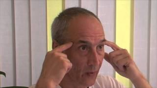 Akupressur: Kopfschmerzen im Schläfenbereich