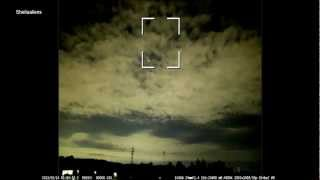 Huge Meteor Over Japan 14.02.2013 UFO FIREBALL
