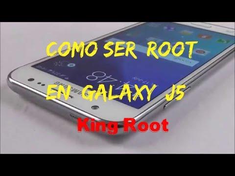 Como ser Root  Samsung Galaxy J5 sin computadora