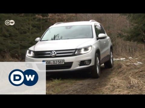VW Tiguan - der Kompakt SUV von Volkswagen | Motor mobil
