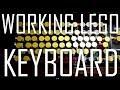 Custom Working LEGO Computer Keyboard MOC MP3