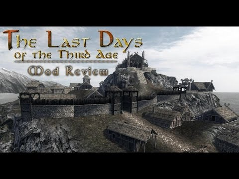 Mod Review: The Last Days of the Third Age (Mount & Blade)