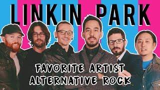 LINKIN PARK AMAs 2017 SPEECH   FAVORITE ARTIST ALTERNATIVE ROCK WINNERS   DEDICATION TO CHESTER [HD]