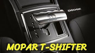 How to Replace Shift Knob - Dodge Charger 2006-2010 - GREAT CHEAP UPGRADE! - Mopar T-Shifter