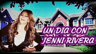 ¡UN DÍA CON JENNI RIVERA! ♥