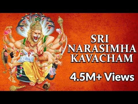 SRI NARASIMHA KAVACAM Ultimate protection mantra- Srimathumitha...