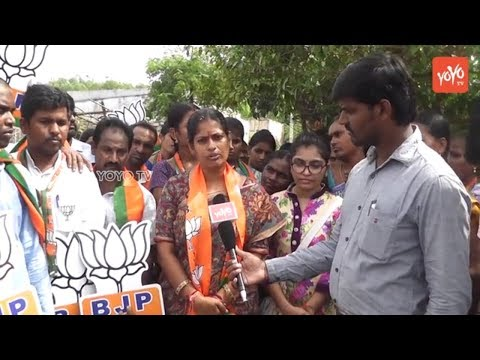 BJP MLA Candidate Keerthi Reddy Speaks About Singareni Issues | BJP Manifesto 2018 | YOYO TV Channel