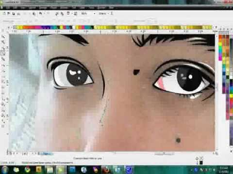 How To Drawing Vector