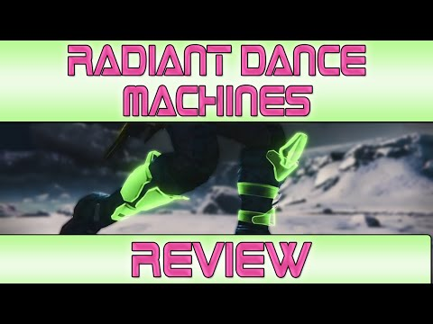 Destiny - Radiant Dance Machines Review! (xur Exotic Review) video