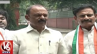 Byreddy Rajasekhar Reddy Joins Congress In The Presence Of Rahul Gandhi | Delhi