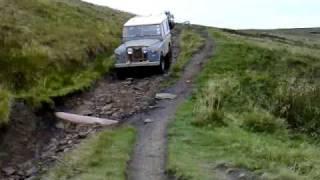 Landy off road