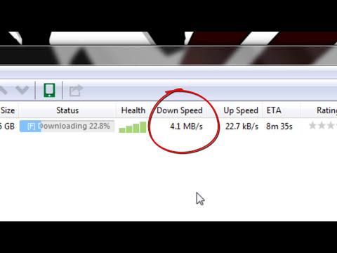 acelerar utorrent asta 4 megas descargas en poco tiempo HD