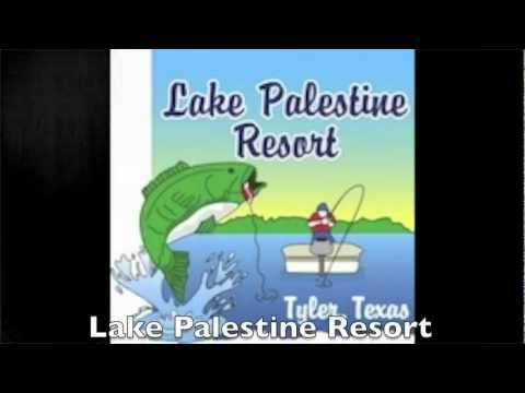 Lake Palestine Resort- East Texas camping, fishing, lodging resort