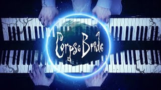 34 The Piano Duet 34 Tim Burton 39 S Corpse Bride Extended Version Hd Piano Halloween Music