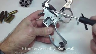 Disassemble A Smith & Wesson Revolver