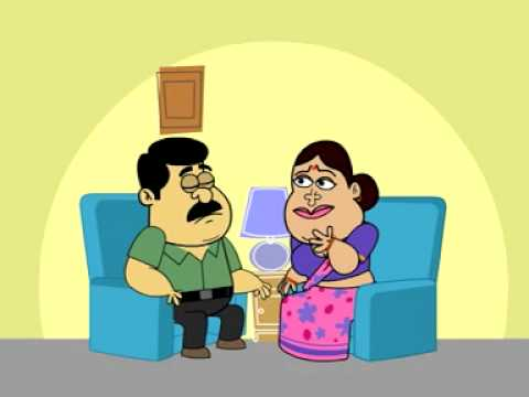 Hindi Comedy Cartoon Short Video video