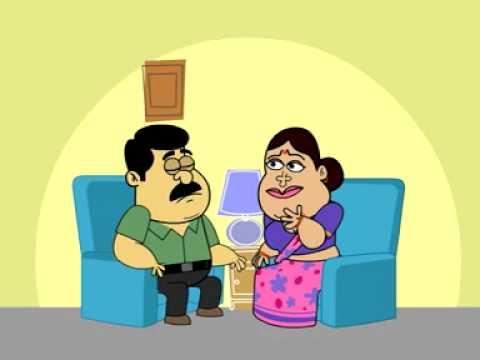 Hindi Comedy Cartoon Short Video video