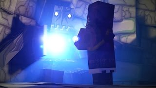 First Contact (Minecraft Animation)