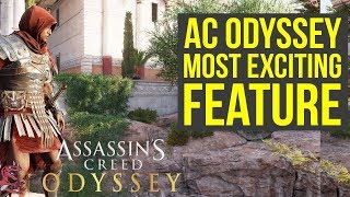 Assassin's Creed Odyssey - Why Ancient Greece Brings A Lot Exciting Options To The Game (AC Odyssey)
