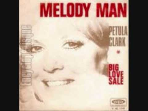 Melody Man (english Full Version) Petula Clark video