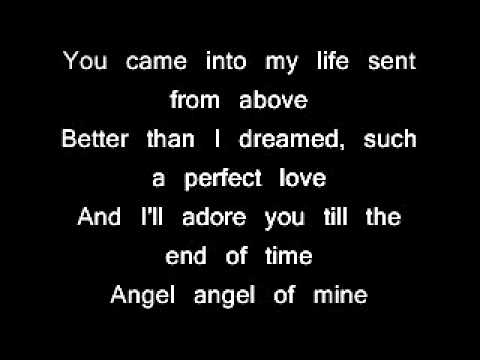 Mymp - Angel Of Mine