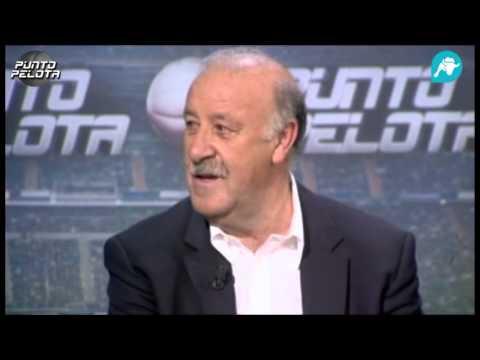 Entrevista a Vicente del Bosque - Punto Pelota