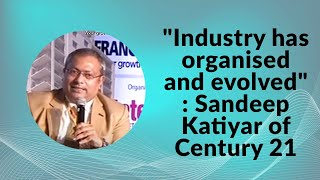 Industry has organised and evolved
