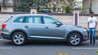 Audi Q7 Diesel - Part 1 | Faisal Khan