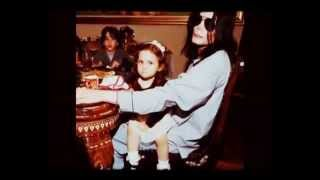 Michael Jackson & Paris ~ In my daughter