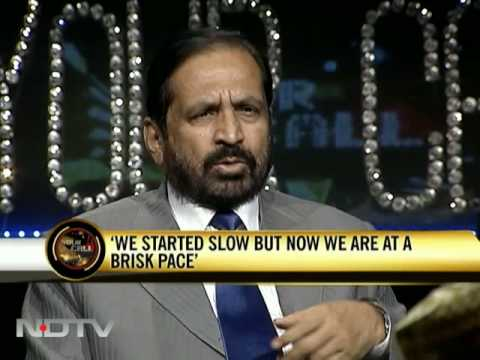 Your Call with Suresh Kalmadi