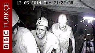 ÖZEL HABER: Soma'daki maden kazasının ilk kez yayımlanan görüntüleri - BBC TÜRKÇE