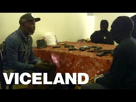 An Atlanta Gun Runner on Why He Deals Weapons: BLACK MARKET - Iron Pipeline (Clip)