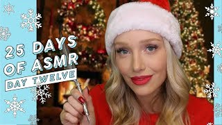 ASMR Writing Cards With Mrs Claus (Feather, Handwriting, Paper Sounds…) #25DaysOfASMR | GwenGwiz