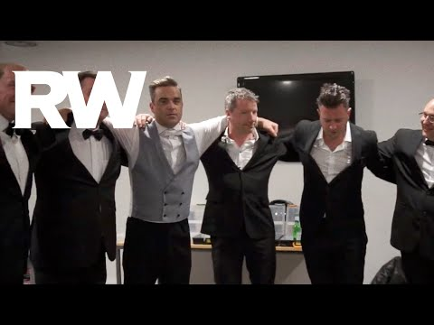 Robbie Williams | Elvis Prayer | Swings Both Ways Live