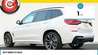 2019 BMW X3 2019 BMW X3 M40i FOR SALE in San Luis Obispo, CA B19124