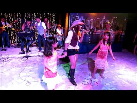 Gala dinner and countdown party at Plantation Bay Resort &amp; Spa (year 2013 Cebu Mactan) Part.2