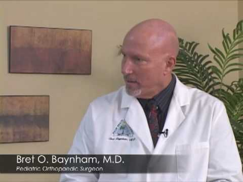 Interview with Dr. Bret Baynham at Palm Beach Orthopaedic Institute