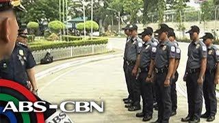TV Patrol: Buong puwersa ng Caloocan PNP, sinibak