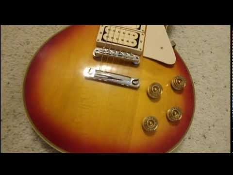 ACE FREHLEY BUDOKAN VOS LES PAUL GIBSON CUSTOM SHOP