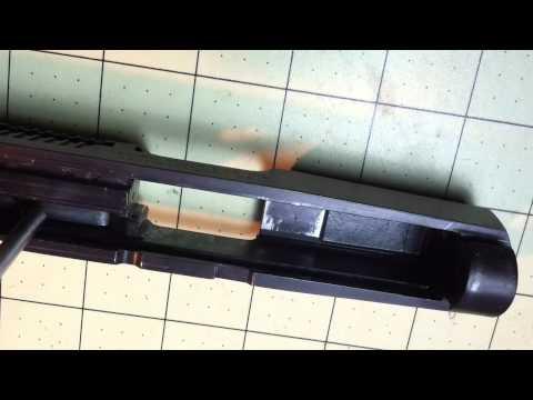 Ruger P95DC Detail Slide Disassembly