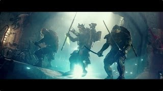 Teenage Mutant Ninja Turtles | Official Main Trailer | UK | Paramount